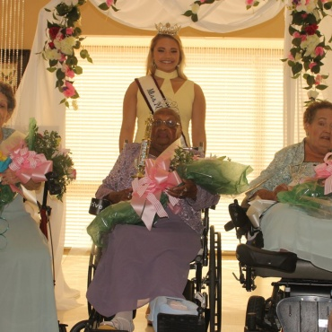 Dothan nursing home makes addition to its royal ranks